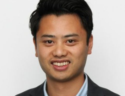Hao Dinh – Winnaar Saganet Award 2017