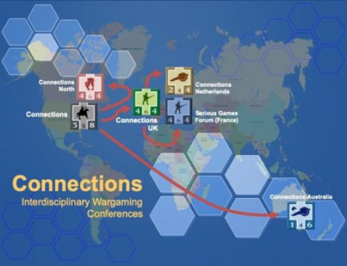 Wargaming: Connections 2019