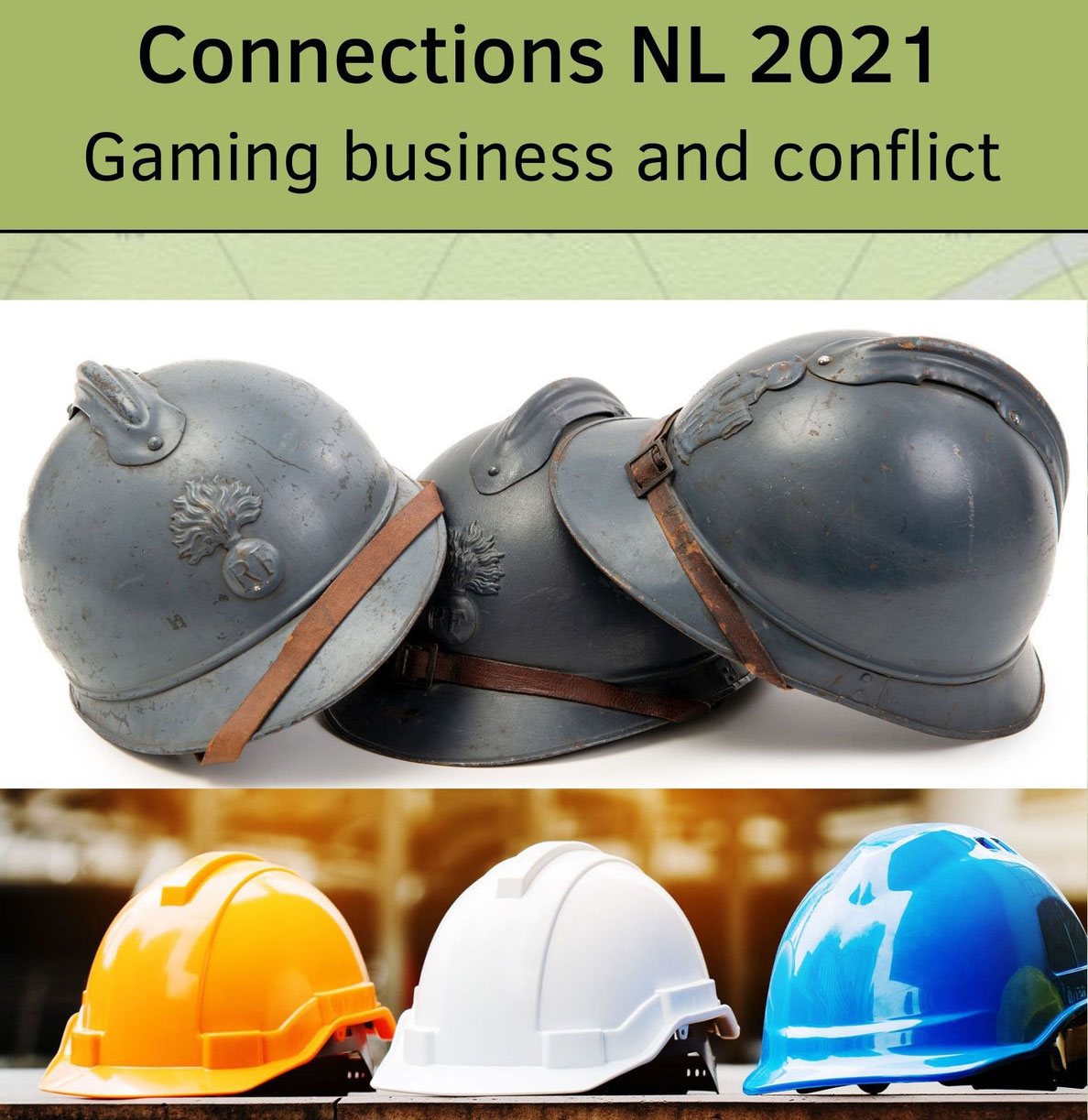 CONNECTIONS 2021 NL: Gaming Business and Conflict